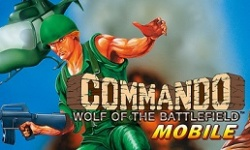 Capcom перенесла Wolf of the Battlefield: Commando на устройства Android