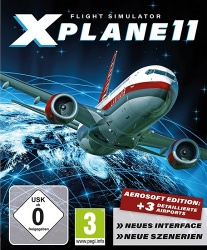 X-Plane 11: Global Scenery (2017/Лицензия) PC