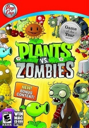 Plants vs. Zombies: GOTY Edition (2009) (RePack от GAMER) PC