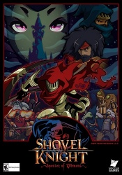Shovel Knight: Specter of Torment (2017) (RePack от GAMER) PC