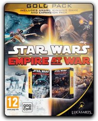 Star Wars: Empire at War - Gold Pack (2006) (RePack от qoob) PC