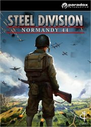 Steel Division: Normandy 44 - Deluxe Edition (2017) (Steam-Rip от Let'sРlay) PC