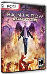 Saints Row: Gat out of Hell (2015/Лицензия от GOG) PC