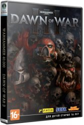 Warhammer 00,000: Dawn of War III (2017) (RePack через xatab) PC