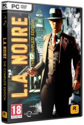L.A. Noire: The Complete Edition (2011) (RePack от R.G. Механики) PC