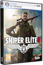 Sniper Elite 4: Deluxe Edition (2017) (RePack от xatab) PC
