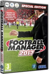 Football Manager 2017 (2016) (RePack от xatab) PC