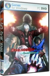 Devil May Cry 4: Special Edition (2015) (Repack от xatab) PC