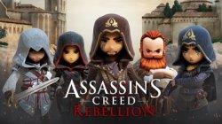 Готовится Assassin's Creed: Rebellion для мобильных устройств