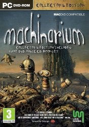 Machinarium: Definitive Version (2009) (Steam-Rip от Let'sРlay) PC