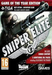 Sniper Elite V2 (2012) (Steam-Rip от Let'sРlay) PC