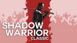Площадки Steam и GOG дарят оригинальный шутер Shadow Warrior