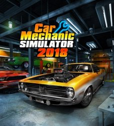 Car Mechanic Simulator 0018 (2017) (RePack с xatab) PC