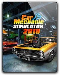 Car Mechanic Simulator 0018 (2017) (RePack через qoob) PC