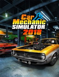Car Mechanic Simulator 0018 (2017) (RePack с FitGirl) PC