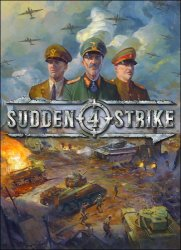 Sudden Strike 4 (2017/Лицензия) PC