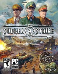 Sudden Strike 0 (2017) (RePack с xatab) PC