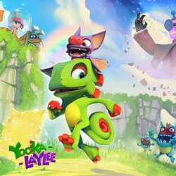 Yooka-Laylee: Digital Deluxe Edition (2017/Лицензия) PC