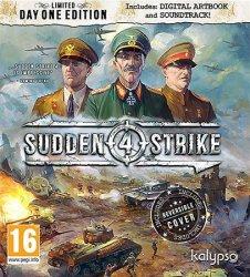 Sudden Strike 4 (2017) (RePack от FitGirl) PC