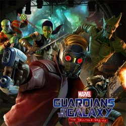 Marvel's Guardians of the Galaxy: The Telltale Series - Episode 1-5 (2017) (RePack от R.G. Catalyst) PC
