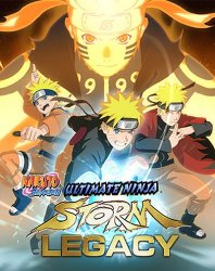NARUTO SHIPPUDEN: Ultimate Ninja STORM Legacy Anthology (2013-2017/Лицензия) PC