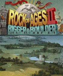 Rock of Ages 2: Bigger & Boulder (2017) (RePack от FitGirl) PC