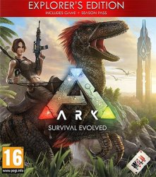 ARK: Survival Evolved (2017) (RePack от FitGirl) PC