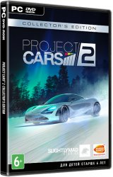 Project CARS 2: Deluxe Edition (2017) (RePack от xatab) PC