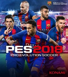 Pro Evolution Soccer 2018: FC Barcelona Edition (2017/Лицензия) PC