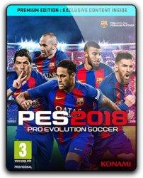 Pro Evolution Soccer 2018: FC Barcelona Edition (2017) (RePack от qoob) PC