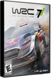 WRC 7 FIA World Rally Championship (2017) (RePack от xatab) PC