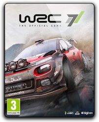 WRC 7 FIA World Rally Championship (2017) (RePack от qoob) PC