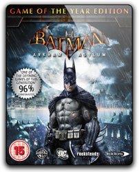 Batman: Arkham Asylum - Game of the Year Edition (2010) (RePack от qoob) PC