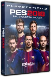 [PS3] Pro Evolution Soccer 2018 (2017/RePack)