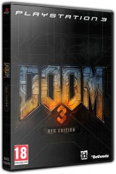 [PS3] DOOM 3 BFG Edition (2012/RePack)