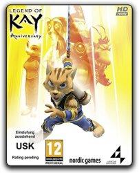 Legend of Kay Anniversary (2015) (RePack от qoob) PC