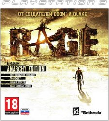 [PS3] RAGE: Anarchy Edition (2011/RePack)