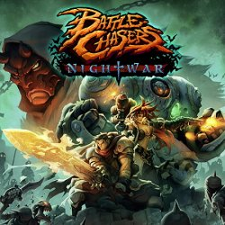 Battle Chasers: Nightwar (2017) (Steam-Rip от R.G. Игроманы) PC