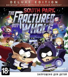 South Park: The Fractured But Whole - Gold Edition (2017/Uplay-Rip) PC