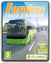 Fernbus Simulator (2016) (RePack от qoob) PC