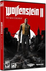 Wolfenstein II: The New Colossus (2017) (RePack от xatab) PC