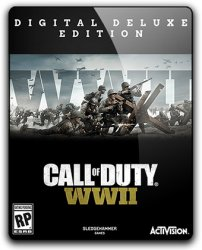 Call of Duty: WWII - Digital Deluxe Edition (2017) (RePack от qoob) PC