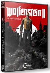 Wolfenstein II: The New Colossus (2017) (RePack от R.G. Механики) PC