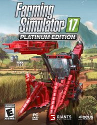 Farming Simulator 17: Platinum Edition (2016/Лицензия) PC