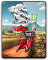 Farming Simulator 17: Platinum Edition (2016) (RePack от qoob) PC