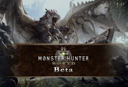 Объявлены подробности бета-теста Monster Hunter World