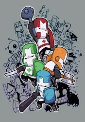 Castle Crashers: Steam Edition (2012) (RePack от Pioneer) PC