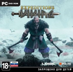 Expeditions: Viking - Digital Deluxe Edition (2017) (RePack от xatab) PC