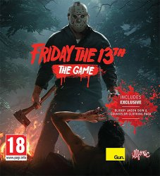 Friday the 13th: The Game (2017) (RePack от FitGirl) PC