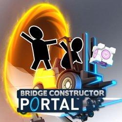 Bridge Constructor Portal (2017/Лицензия) PC
